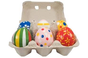 Bojanje uskršnjih jaja