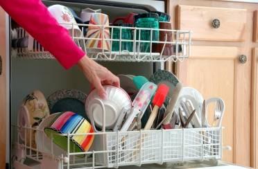 Korištenje perilice za suđe