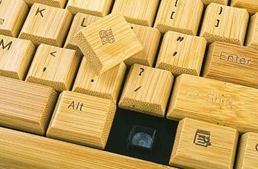 Drveni accessorize za računalo
