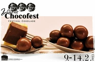 2. festival čokolade u Zagrebu