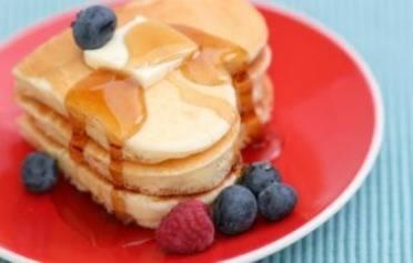 Doručak u obliku srca