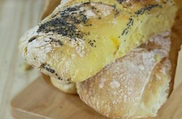 Domaći francuski baguette