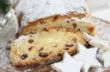 Stollen – božićni kruh s voćem