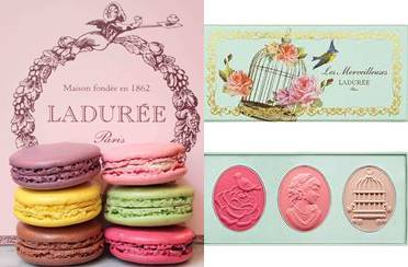 Laduree make-up za 2013.
