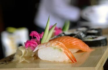 Sushi ima više kalorija od Big Macka