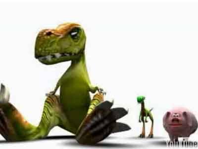 Dinosauri u akciji