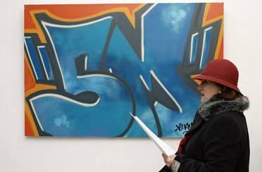 Grafitiram, dakle postojim!