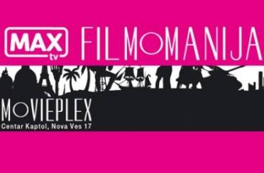 MAXtv Filmomanija 4 – raspored filmova