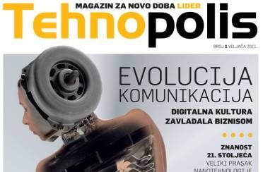 Tehnopolis-magazin za novo doba