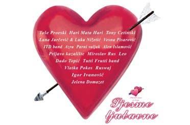 Ljubav kroz glazbu