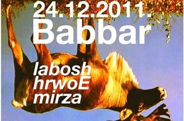 Babbar Badnjak uz buvljak i glazbu