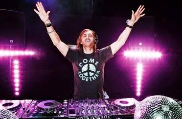 Zagrijavanje za Davida Guettu