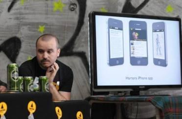 Mobilna aplikacija Hartera 2012