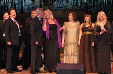 Vrhunski pjevači sevdaha u Lisinskom