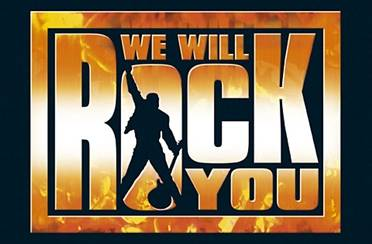 Mjuzikl We Will Rock You u Zagrebu