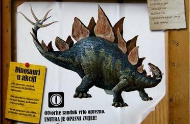 Dinosauri uživo!