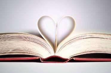 Valentinovo s knjigom