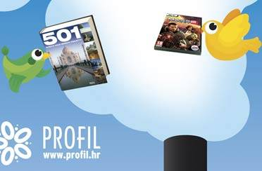 Totalna rasprodaja Profilovih naslova