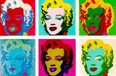 Andy Warhol i Pat Hacket – POPizam