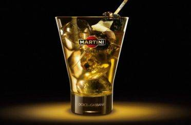 Martini Gold by Dolce&Gabbana