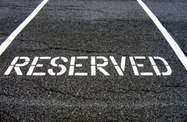 Parkirališta za vozačice