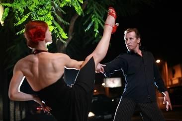 Ples pokreće duh