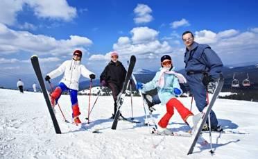 Na skijanje u dobroj kondiciji